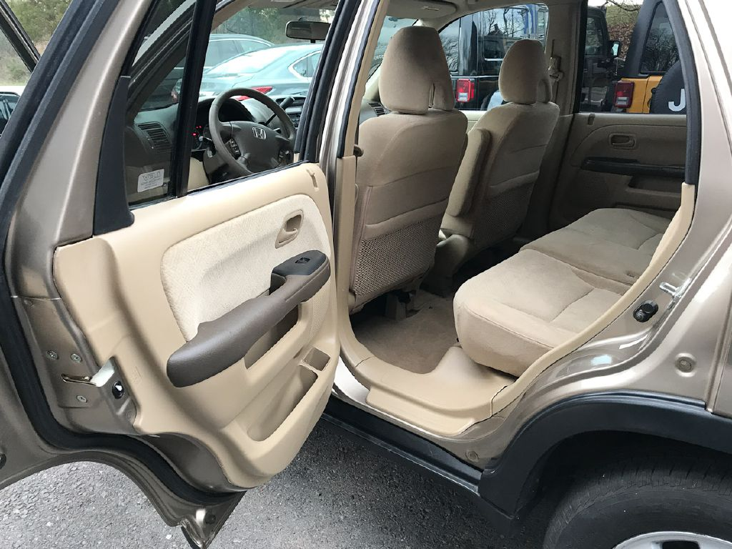 2005 HONDA CR-V EX for sale at Source One Auto Group