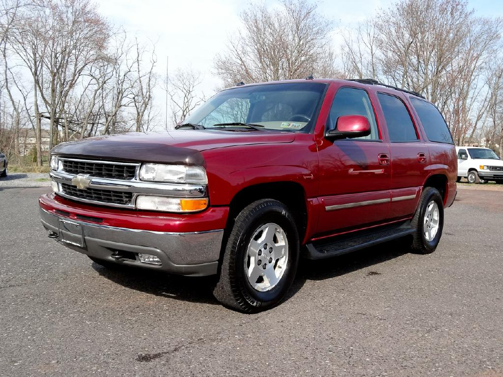 2004 CHEVROLET TAHOE LT for sale at Source One Auto Group