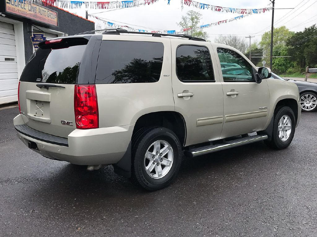 2013 GMC YUKON SLT for sale at Source One Auto Group