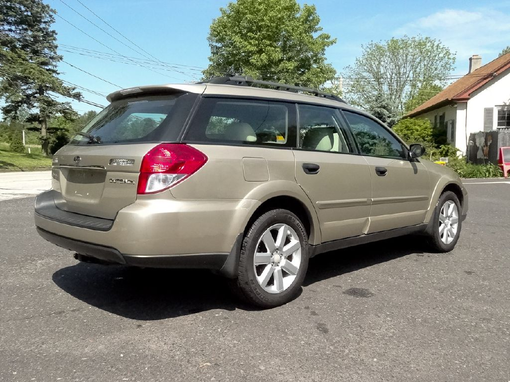 2008 SUBARU OUTBACK 2.5I for sale at Source One Auto Group