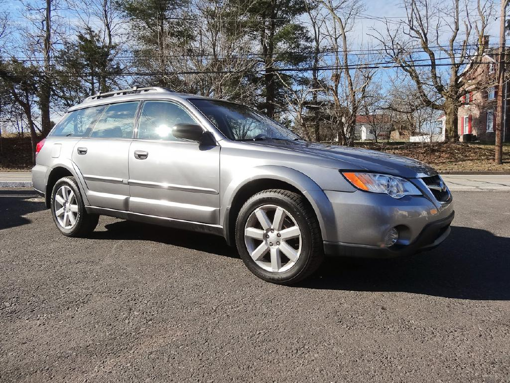 2009 SUBARU OUTBACK 2.5I PZEV for sale at Source One Auto Group