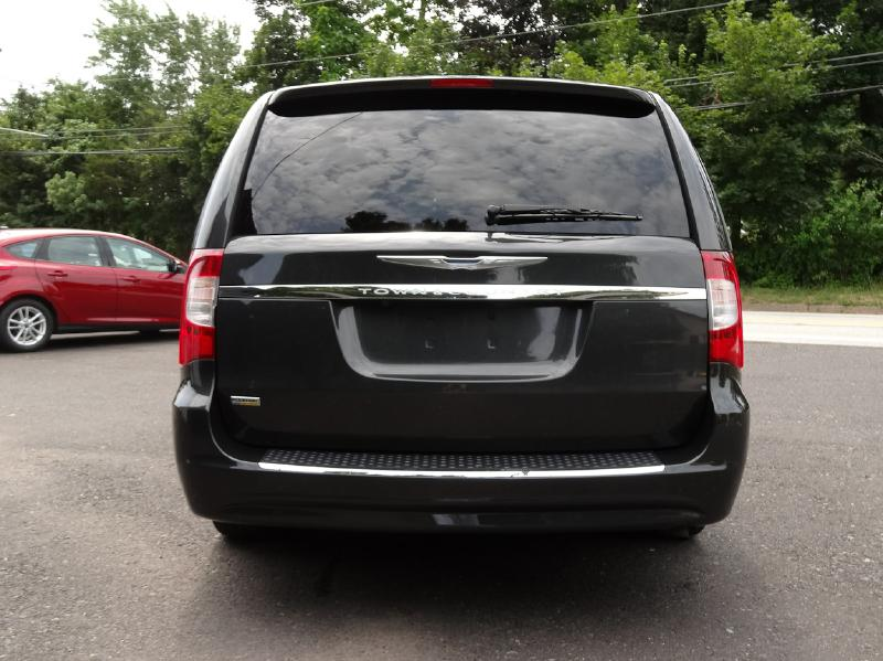 2012 CHRYSLER TOWN & COUNTRY TOURING for sale at Source One Auto Group
