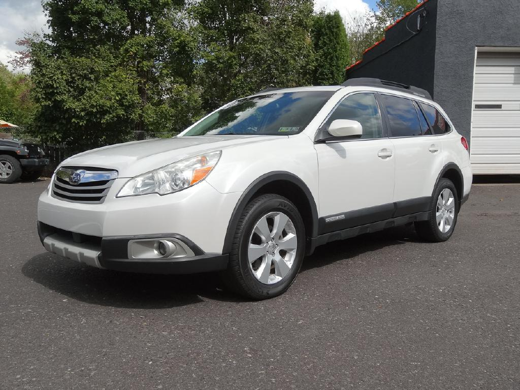 2010 SUBARU OUTBACK 2.5I LIMITED for sale at Source One Auto Group