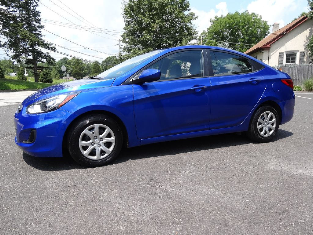 2013 HYUNDAI ACCENT GLS for sale at Source One Auto Group