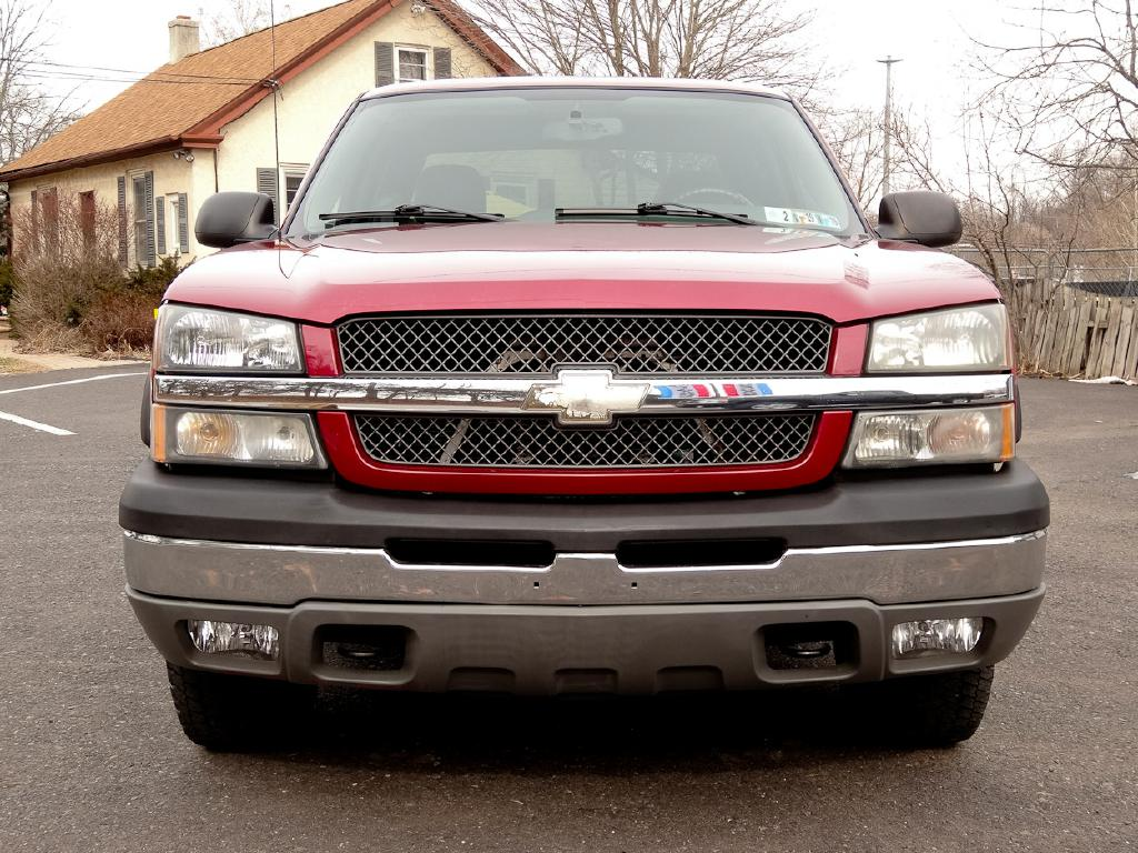 2004 CHEVROLET SILVERADO 1500 Z71 CREW CAB for sale at Source One Auto Group