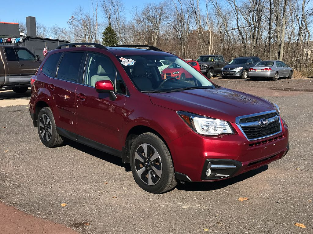 2017 SUBARU FORESTER 2.5I LIMITED for sale at Source One Auto Group