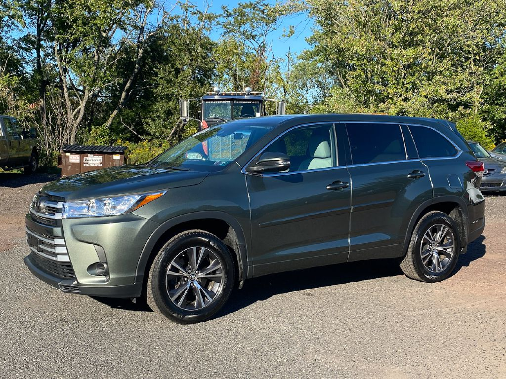 2017 TOYOTA HIGHLANDER LE PLUS AWD for sale at Source One Auto Group