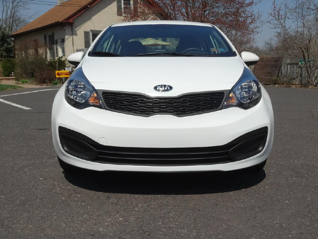 2015 KIA RIO LX for sale at Source One Auto Group