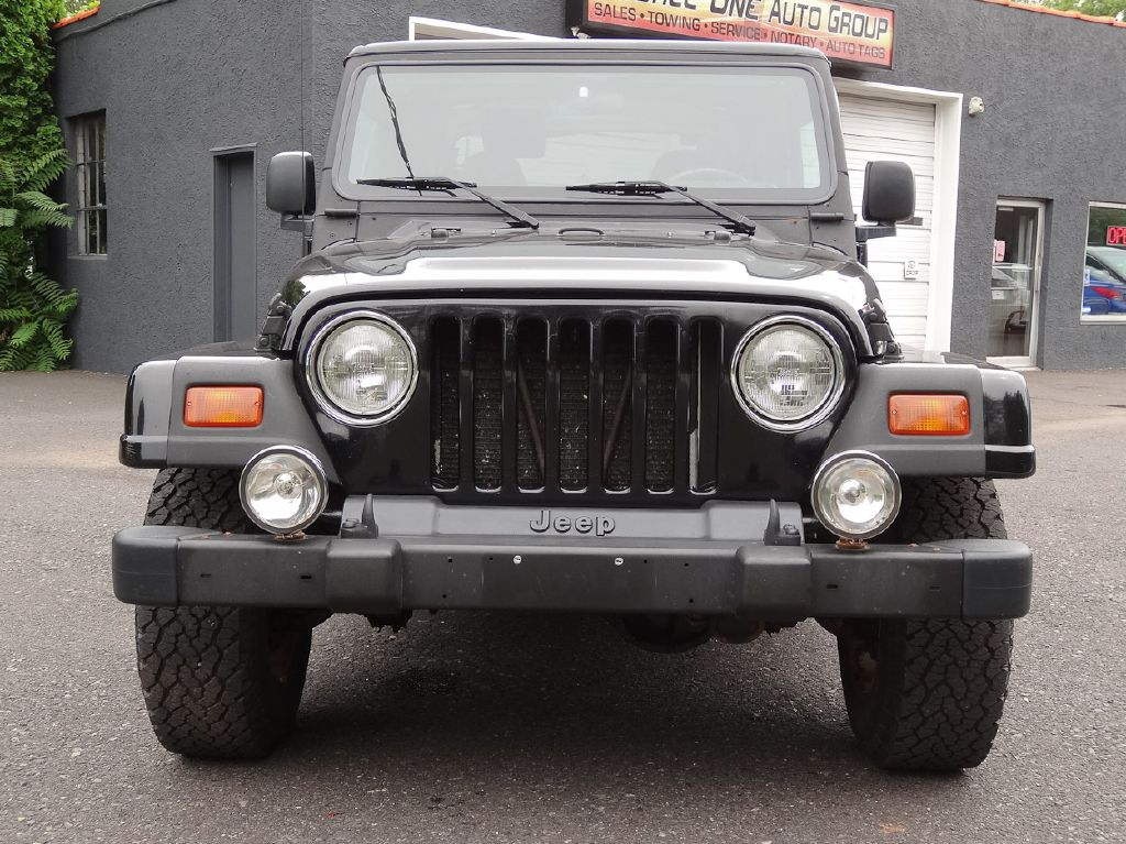 1999 JEEP WRANGLER / TJ SAHARA for sale at Source One Auto Group