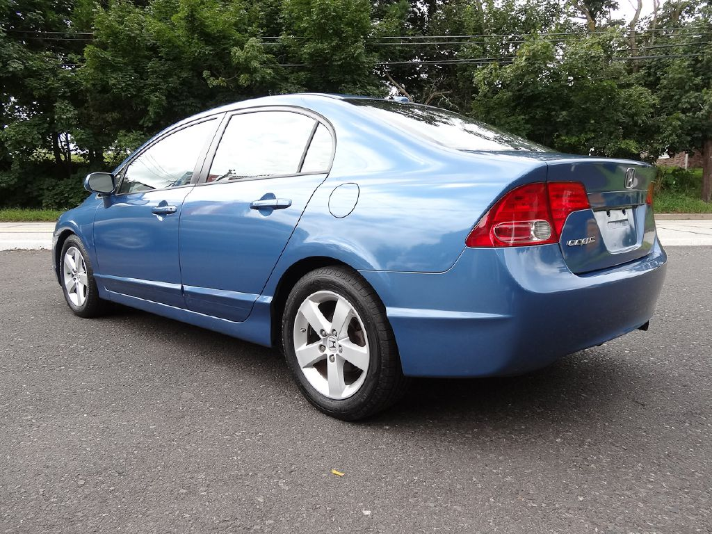 2008 HONDA CIVIC EXL W/NAVI for sale at Source One Auto Group