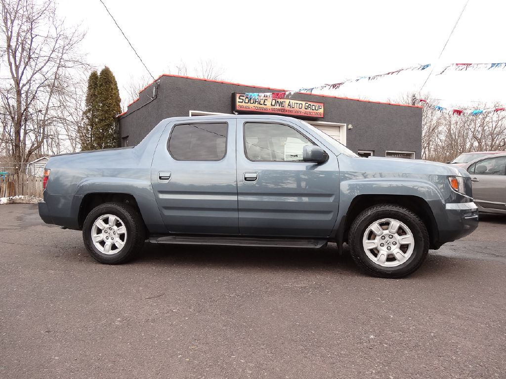 2007 HONDA RIDGELINE RTL for sale at Source One Auto Group