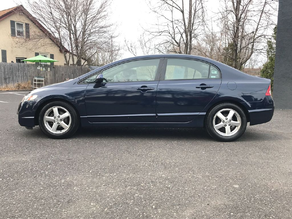 2009 HONDA CIVIC LX for sale at Source One Auto Group