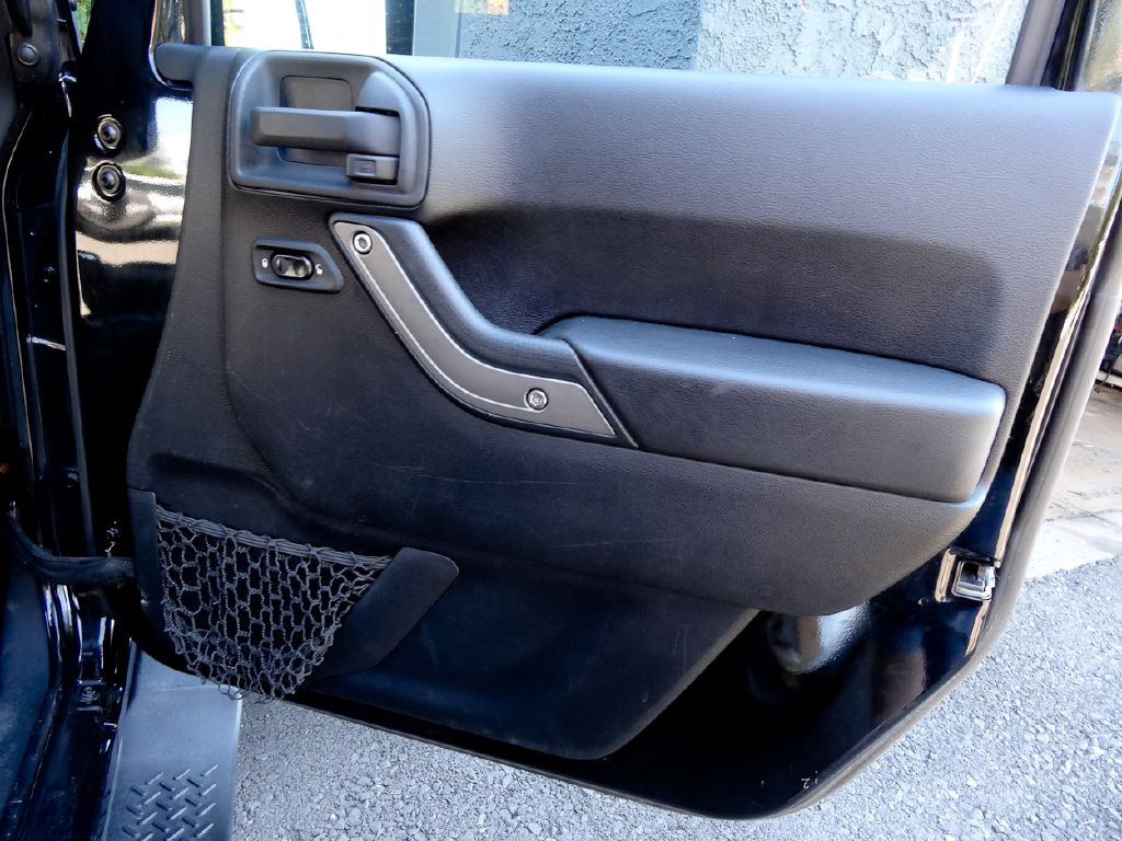 2011 JEEP WRANGLER SPORT for sale at Source One Auto Group