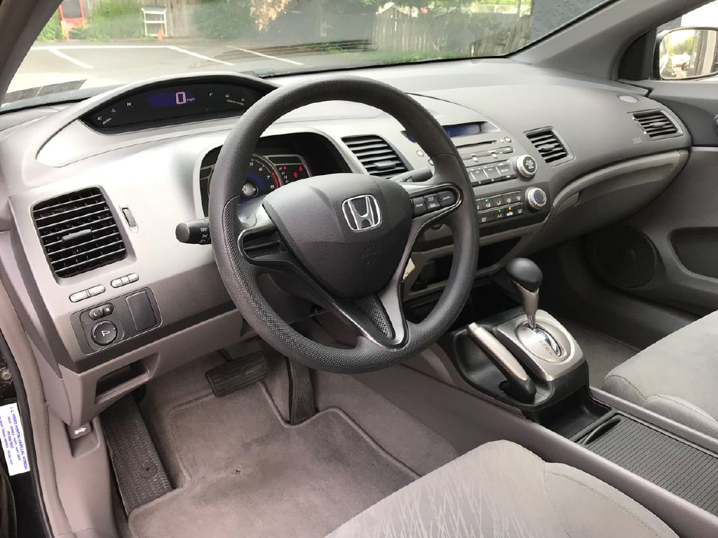 2007 HONDA CIVIC LX for sale at Source One Auto Group