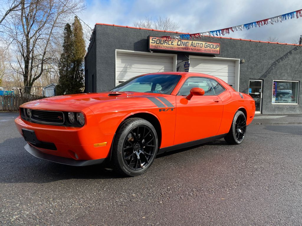2009 DODGE CHALLENGER R/T for sale at Source One Auto Group