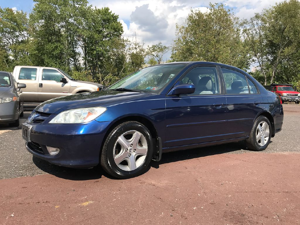 2005 HONDA CIVIC EX for sale at Source One Auto Group