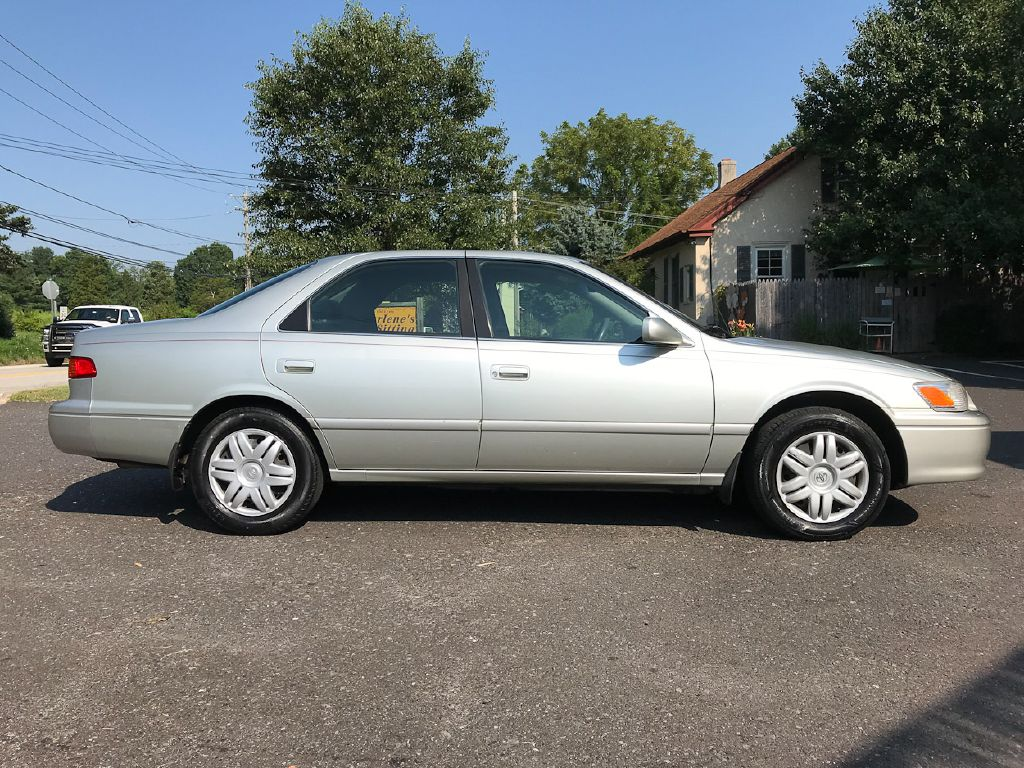 2001 TOYOTA CAMRY LE for sale at Source One Auto Group