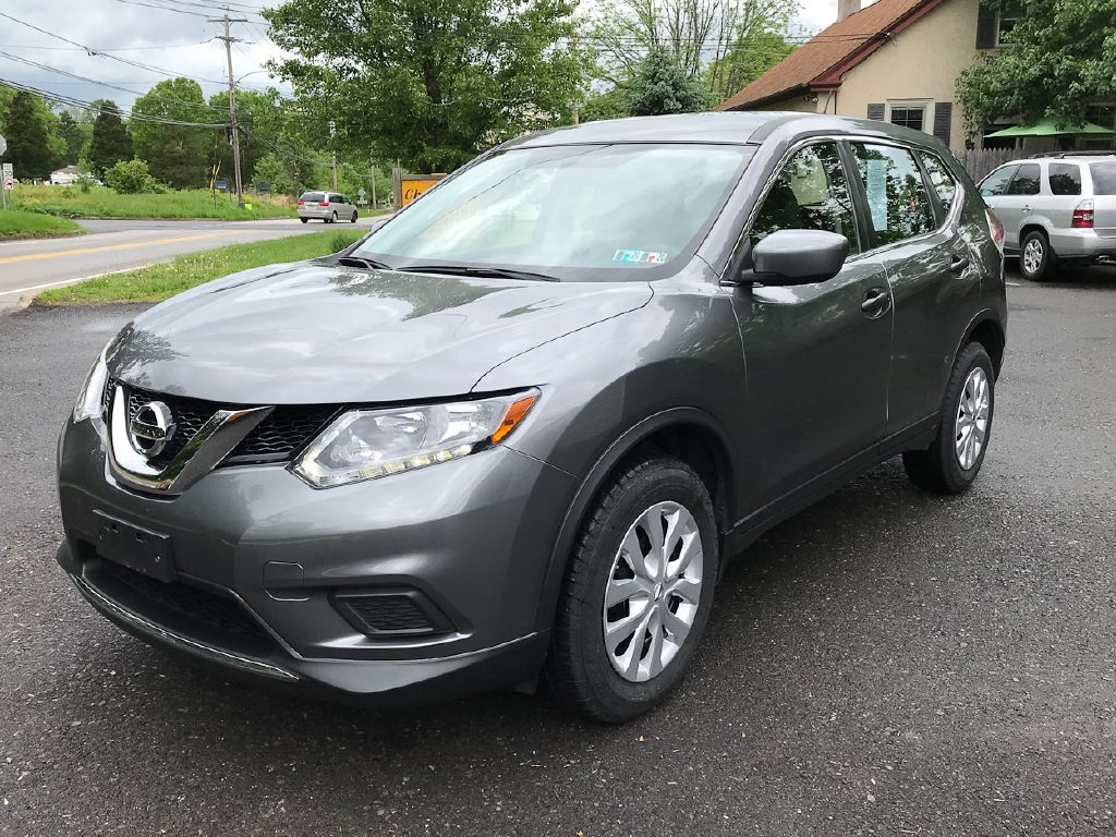 2016 NISSAN ROGUE S for sale at Source One Auto Group