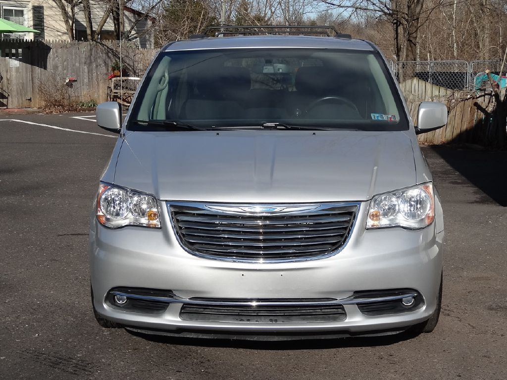2011 CHRYSLER TOWN & COUNTRY TOURING for sale at Source One Auto Group