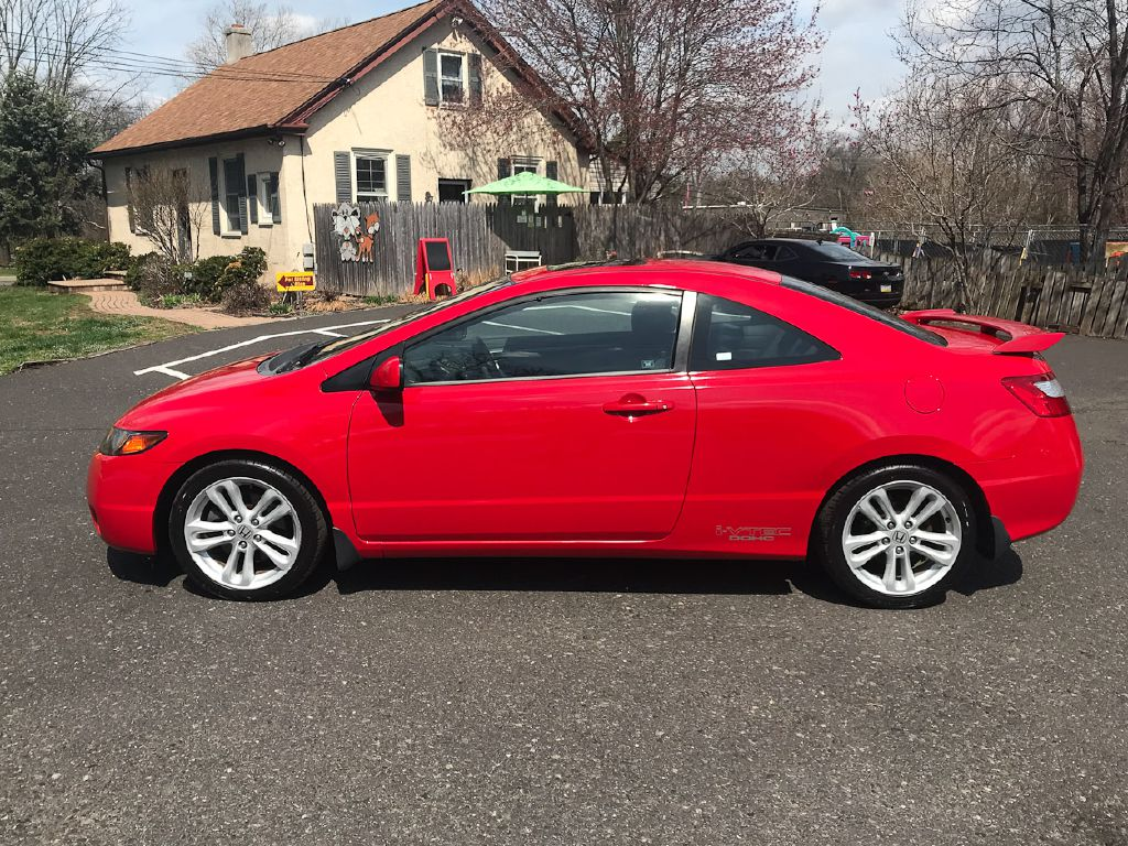 2006 HONDA CIVIC SI for sale at Source One Auto Group