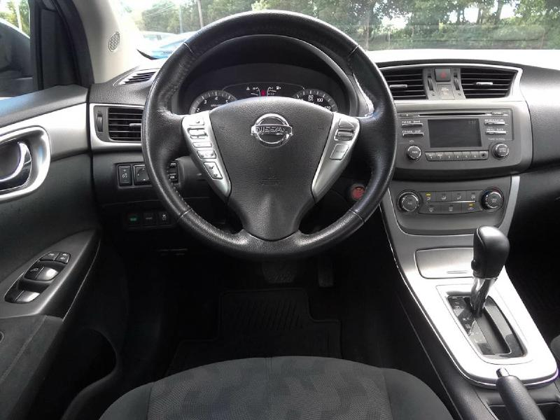 2013 NISSAN SENTRA SV for sale at Source One Auto Group