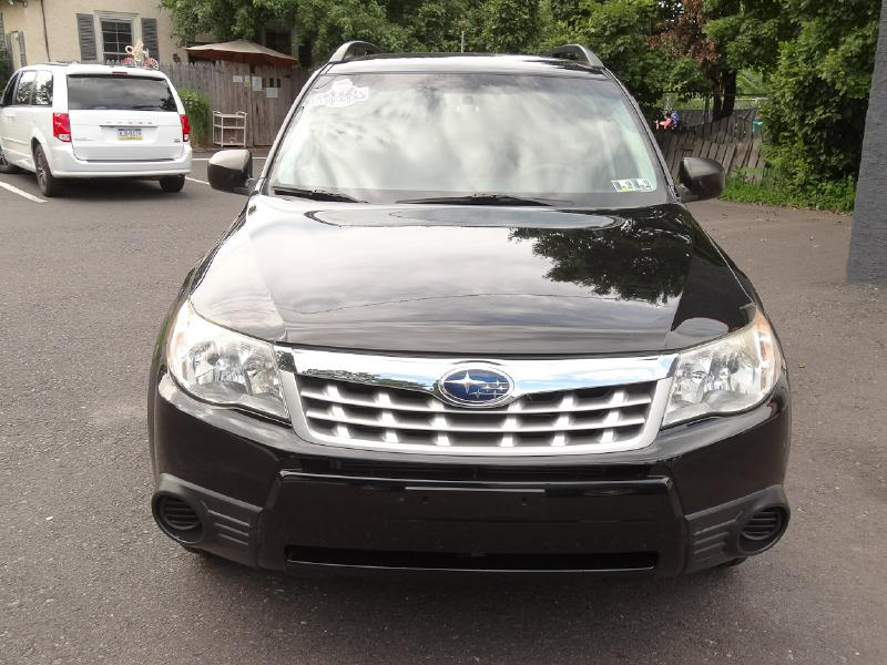 2011 SUBARU FORESTER 2.5X for sale at Source One Auto Group