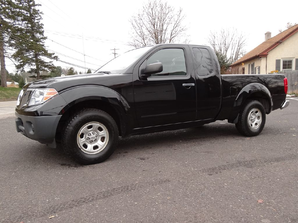 2013 NISSAN FRONTIER S for sale at Source One Auto Group