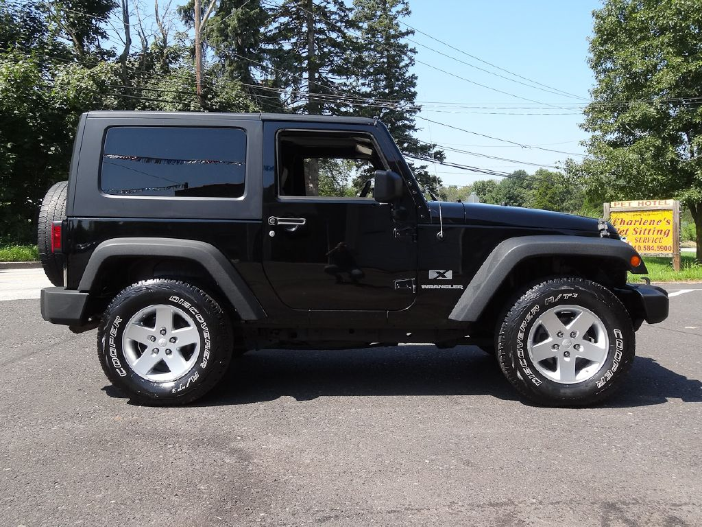 2009 JEEP WRANGLER X for sale at Source One Auto Group