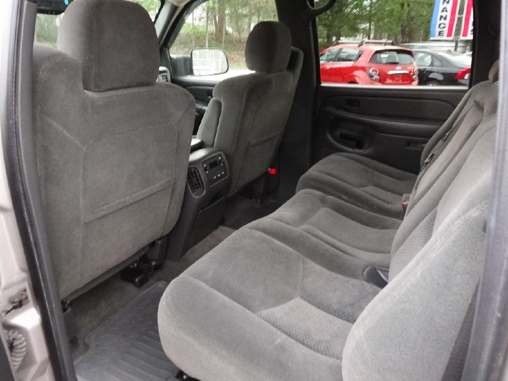 2005 CHEVROLET SILVERADO 1500 HD LS CREW CAB for sale at Source One Auto Group