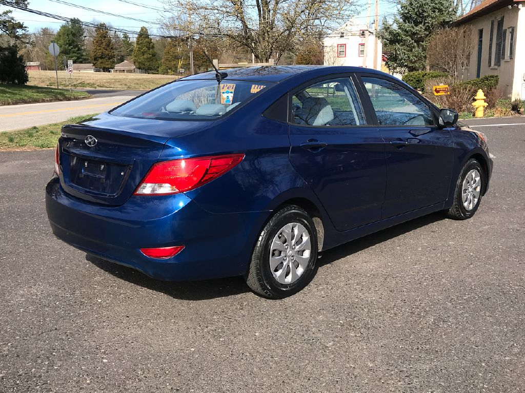 2015 HYUNDAI ACCENT GLS for sale at Source One Auto Group