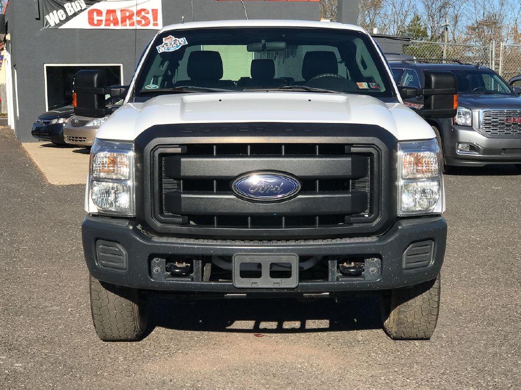 2013 FORD F250 SUPER DUTY XL for sale at Source One Auto Group