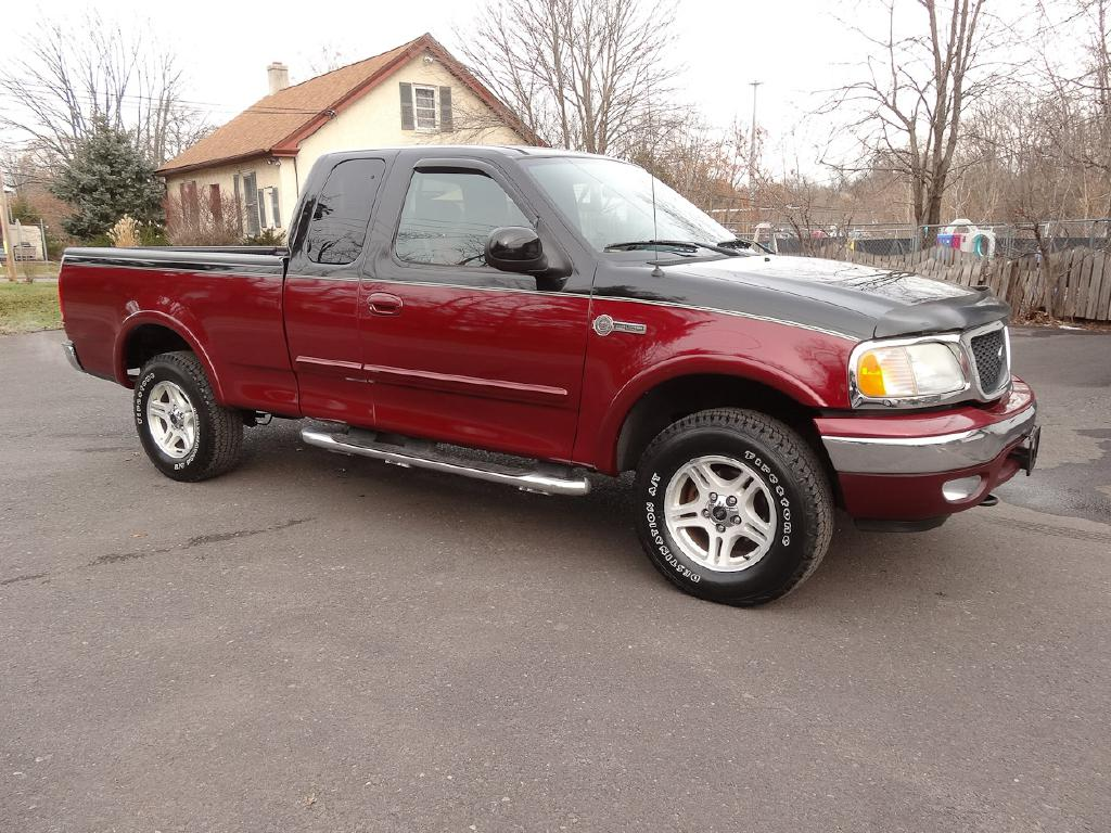 2003 ford f150 xlt heritage edition for sale at source one auto group schwenksville pa. Black Bedroom Furniture Sets. Home Design Ideas