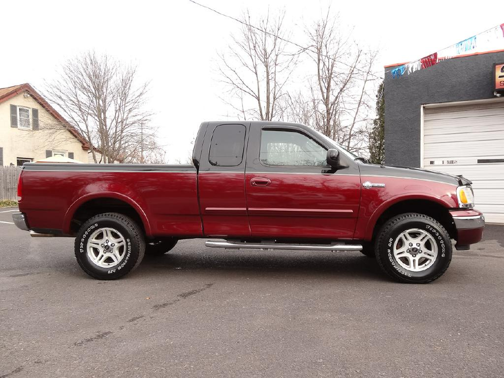 2003 Ford F150 Xlt Heritage Edition For Sale At Source One Auto L V8 Group