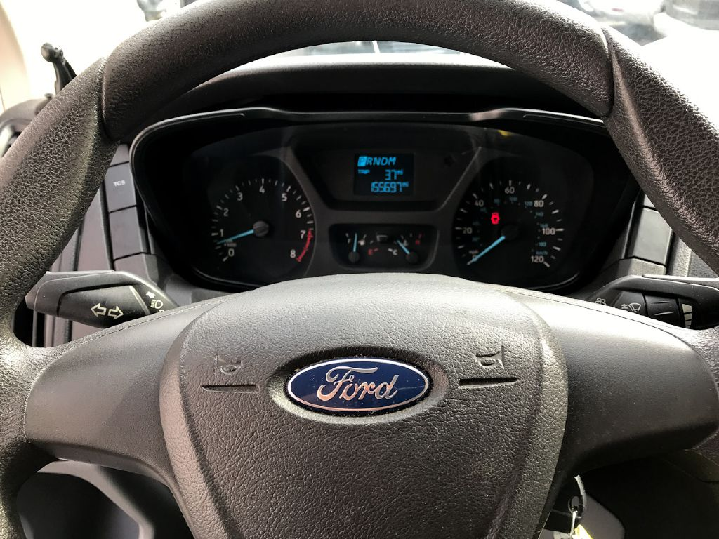 2015 FORD TRANSIT T-150 LOW ROOF W/SLIDING PSGR DOOR for sale at Source One Auto Group