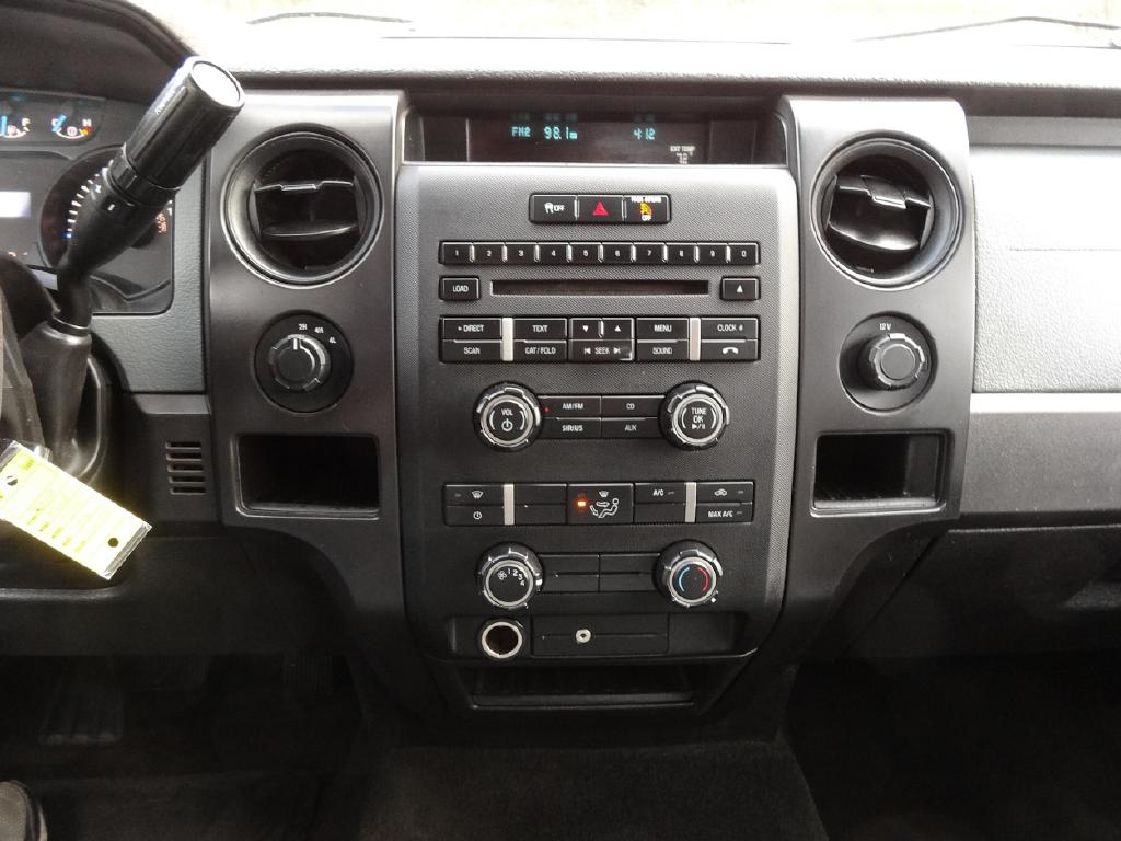 2012 FORD F150 STX SUPER CAB for sale at Source One Auto Group