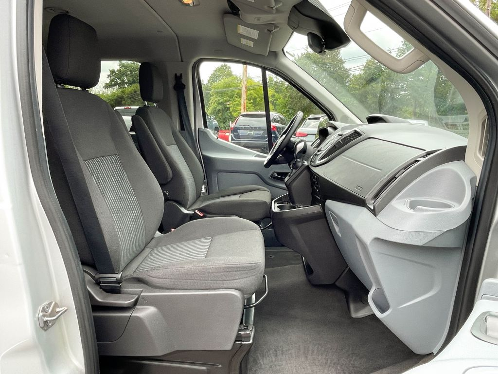 2016 FORD TRANSIT 150 XLT LR PSGR VAN for sale at Source One Auto Group