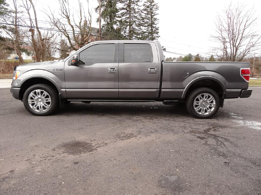 2009 FORD F150 PLATINUM SUPERCREW for sale at Source One Auto Group