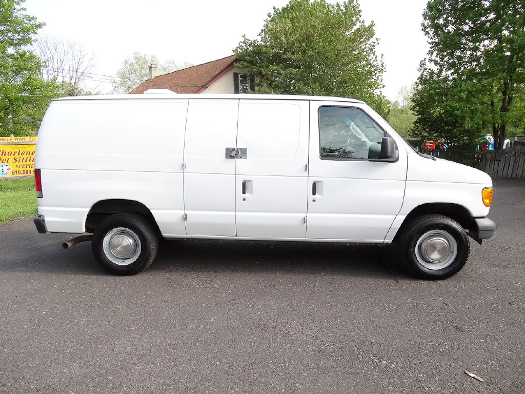 2005 FORD E250 ECONOLINE CARGO VAN for sale at Source One Auto Group