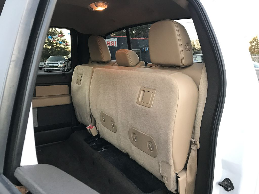 2014 FORD F150 XLT SUPERCREW 6.5FT BED for sale at Source One Auto Group