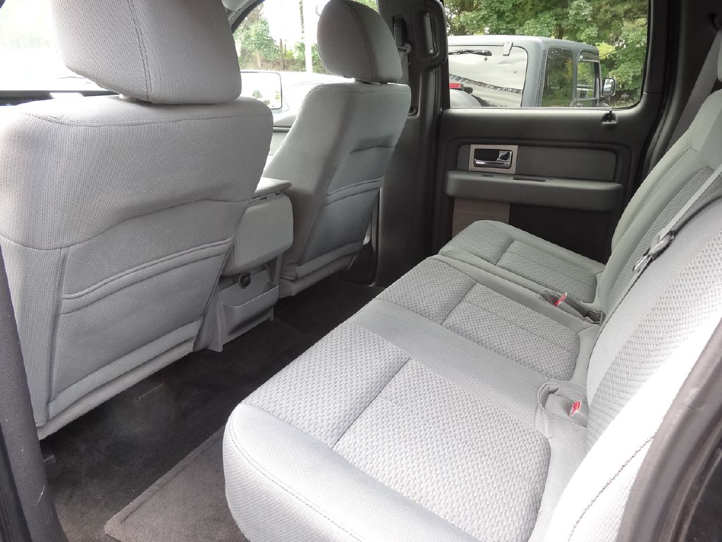 2011 FORD F150 XLT SUPERCREW 5.5' BED for sale at Source One Auto Group