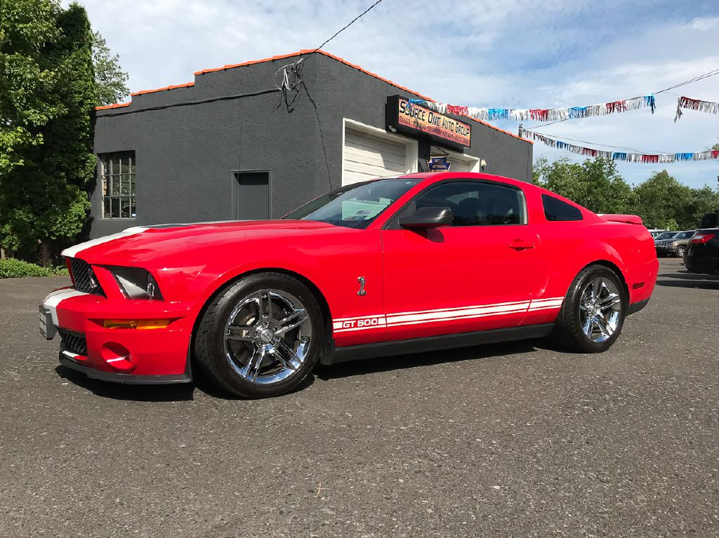 2008 FORD MUSTANG SHELBY GT500 for sale at Source One Auto Group