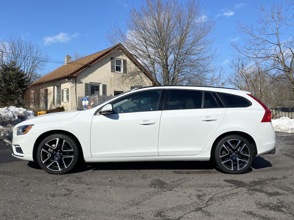 2018 VOLVO V60 T5 DYNAMIC for sale at Source One Auto Group