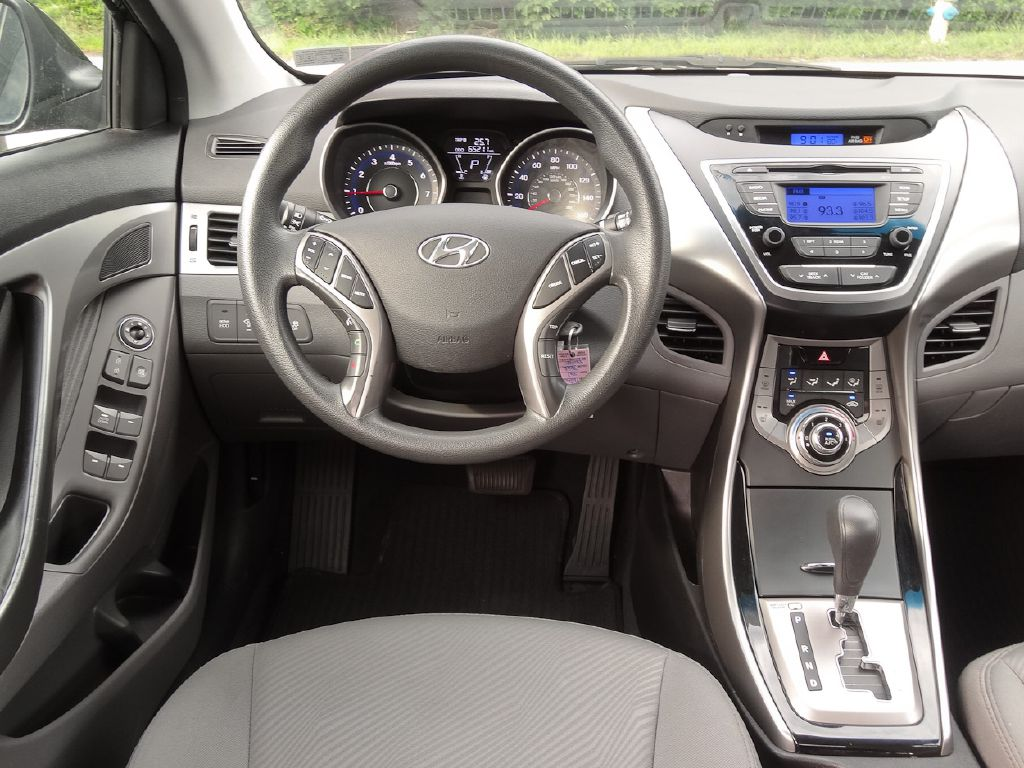 2013 HYUNDAI ELANTRA GLS for sale at Source One Auto Group