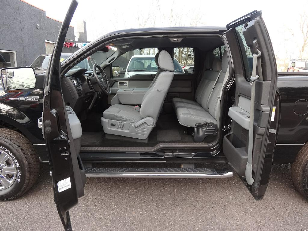 2011 FORD F150 XLT SUPER CAB for sale at Source One Auto Group