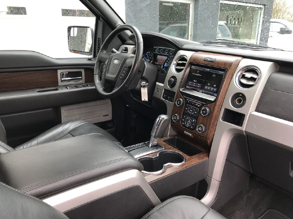 2013 FORD F150 LARIAT SUPER CAB 6.5' bed for sale at Source One Auto Group