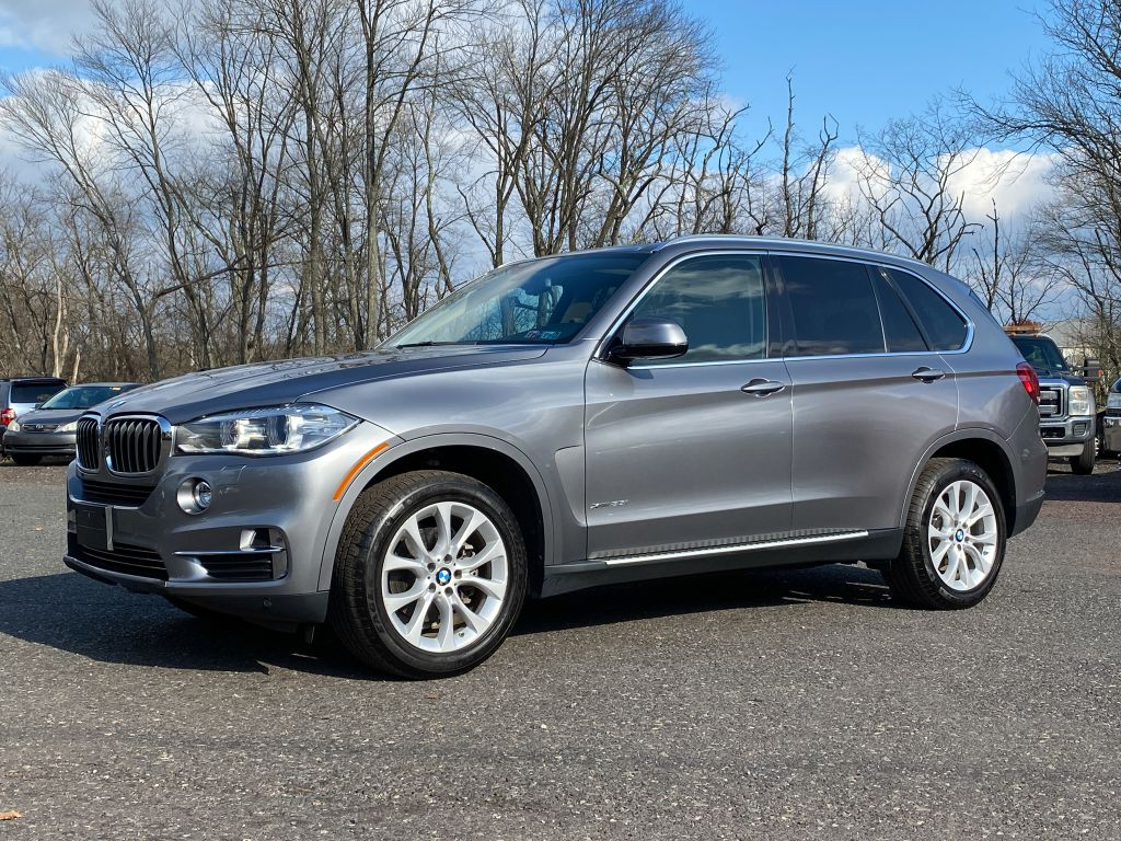 2014 BMW X5 XDRIVE35I for sale at Source One Auto Group
