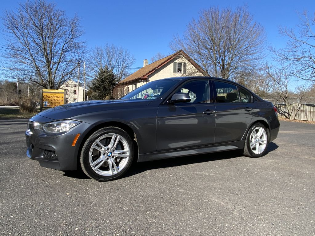 2015 BMW 335I XDRIVE M-SPORT for sale at Source One Auto Group