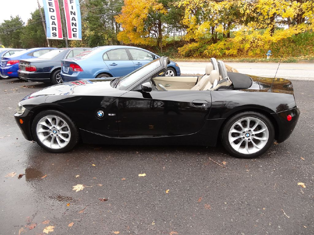 2005 BMW Z4 2.5 for sale at Source One Auto Group