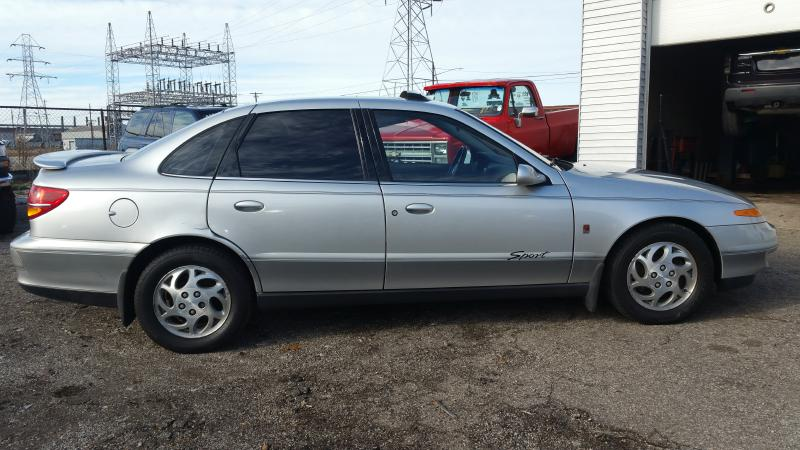 2002 Saturn L200 For Sale In Lorain Oh At Lakeview Motor Sales