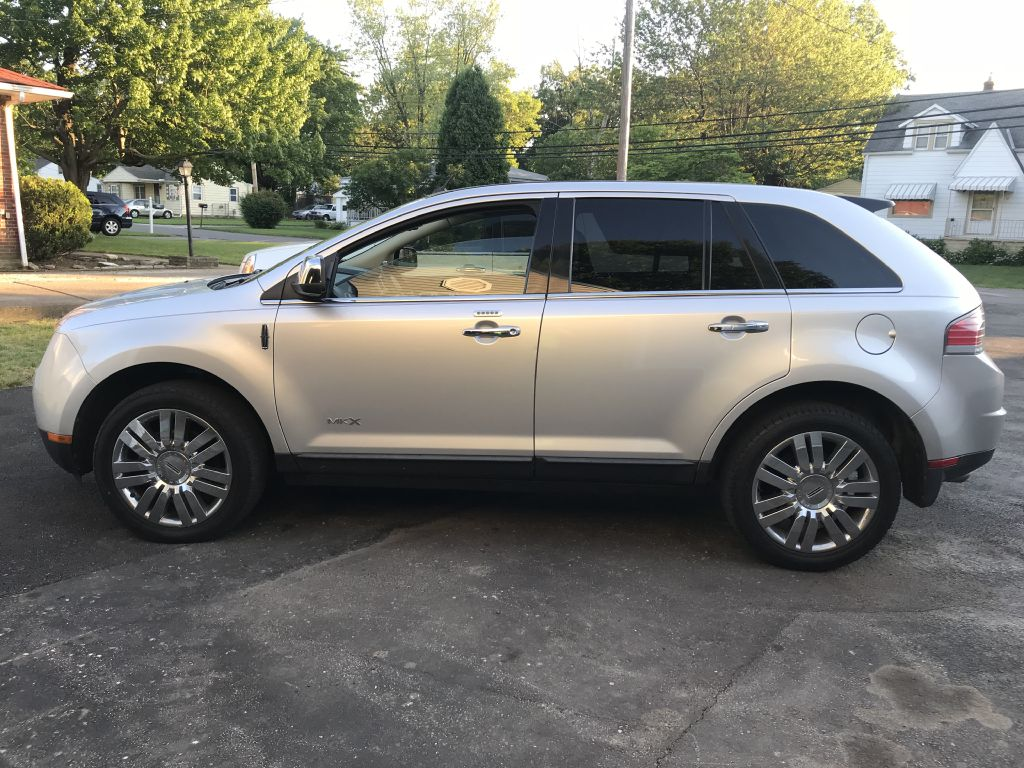 used lincoln sale mkx base tilbury inventory for ontario in